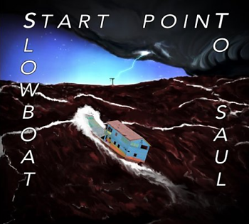 Slowboat to Saul CD Cover